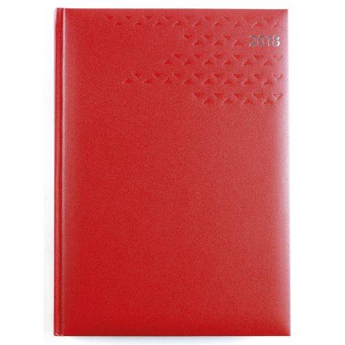 Agenda modelo Matra roja