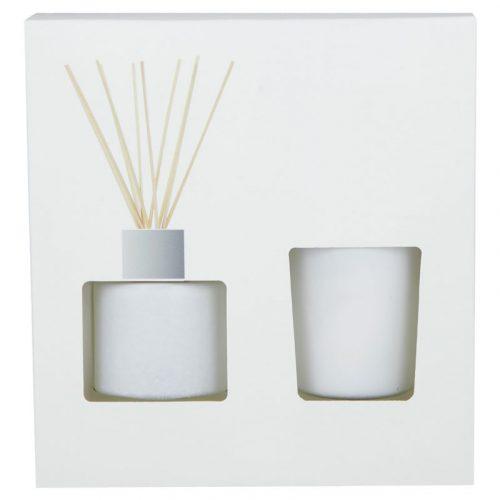 Set Zen ambientador y vela