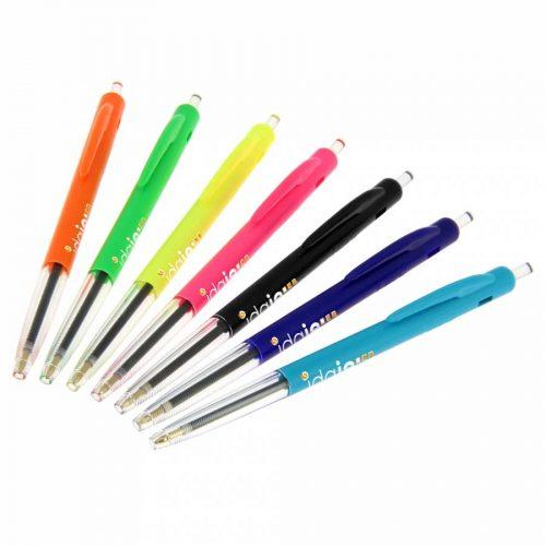 Boligrafo Bic M10 en varios Colores