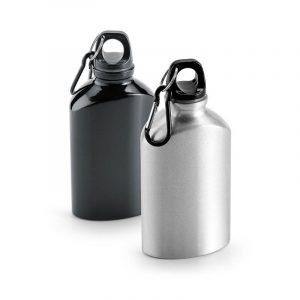 Botella Aluminio Mosquetón 350mililitros