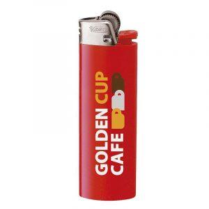 encendedor clic rojo j26 bic