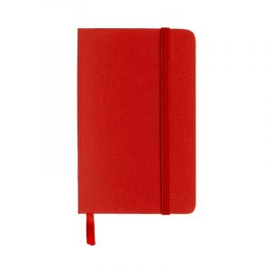 Notebook Classic Rojo