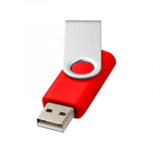 usb rotate rojo