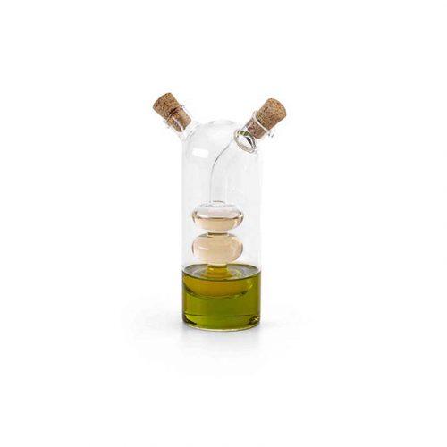 Vinagrera aceitera cristal
