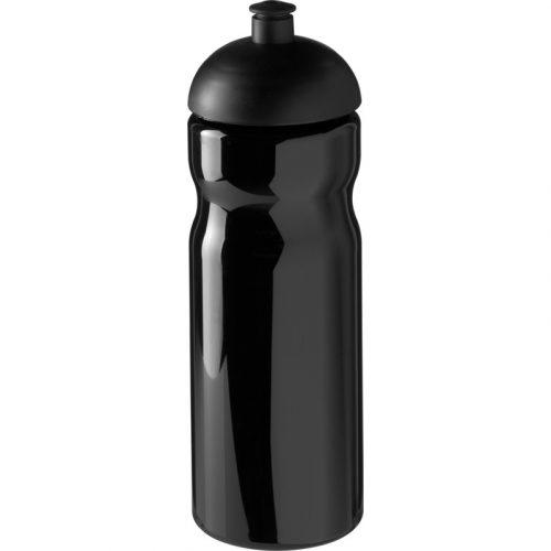 H2O Base® Bidón deportivo con Tapa Dome de 650 ml (Modelo negro)