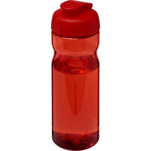 H2O Base® Bidón deportivo con Tapa Flip de 650 ml (Modelo opaco)