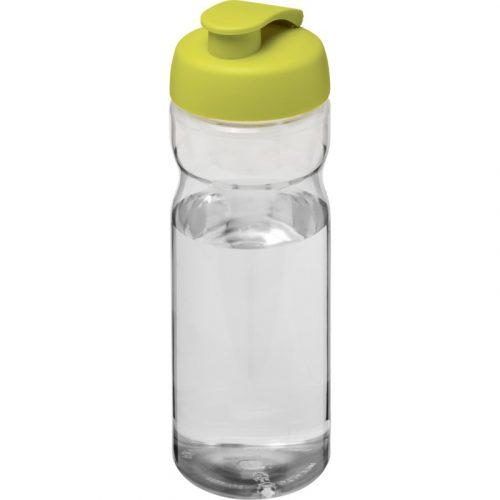 H2O Base® Bidón deportivo con Tapa Flip de 650 ml