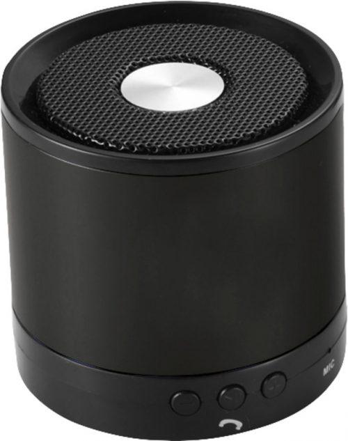 "Altavoz Bluetooth® de aluminio ""Greedo"" negro"