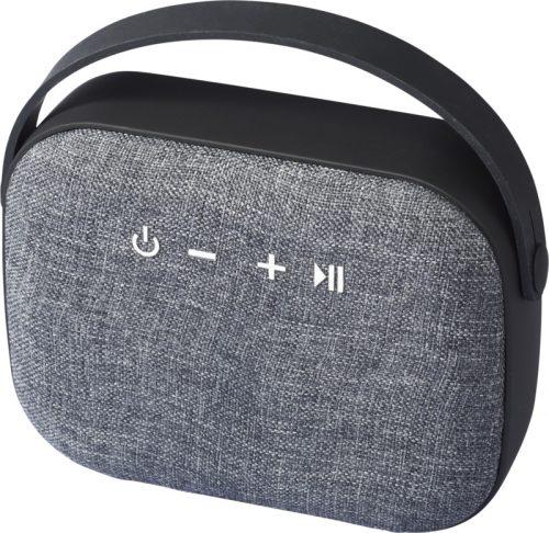 """Altavoz Bluetooth® de tela """"Woven"""""""
