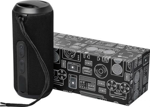 "Altavoz Bluetooth® de tela resistente al agua ""Rugged"""