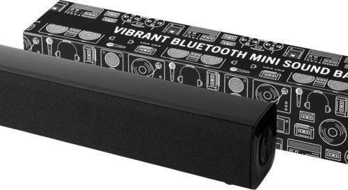 "Minibarra de sonido Bluetooth® ""Vibrant"""