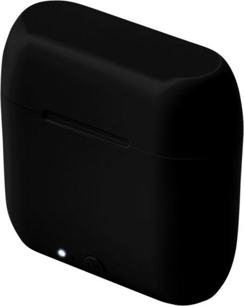 """Auriculares inalámbricos con sincronización automática """"Essos"""" funda negra"""