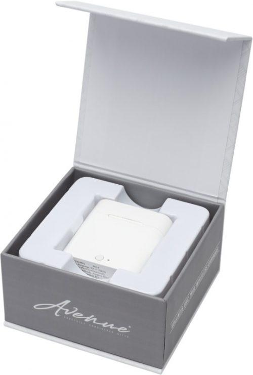 """Auriculares inalámbricos con sincronización automática UVC True Wireless """"Volantis"""" caja"""