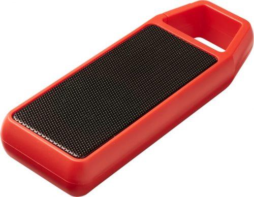"Altavoz Bluetooth® ""Clip-Clap"" rojo"