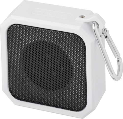 "Altavoz Bluetooth® para exteriores ""Blackwater"" blanco"