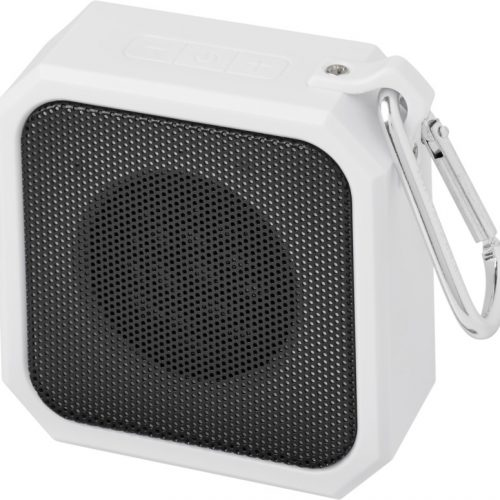 "Altavoz Bluetooth® para exteriores ""Blackwater"" blanco"