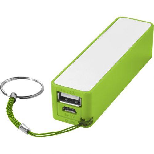 """Batería externa de 2000 mAh """"Jive"""""""