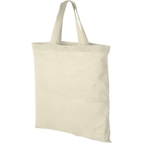 "Bolsa Tote de algodón 100 g/m² con asa corta ""Virginia"""