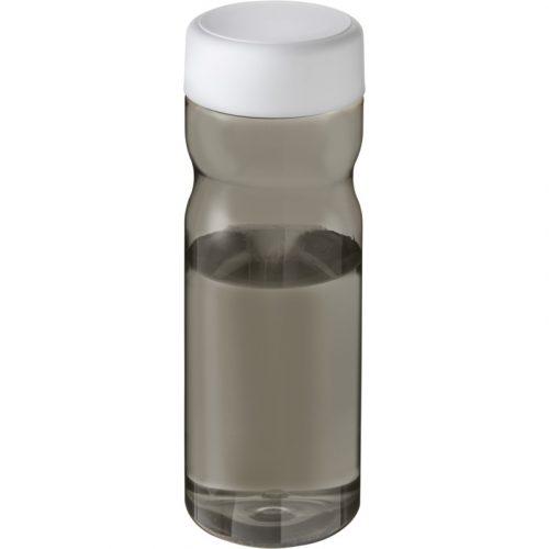 H2O Eco Base Bidón deportivo con tapa de rosca de 650 ml (modelo opaco)