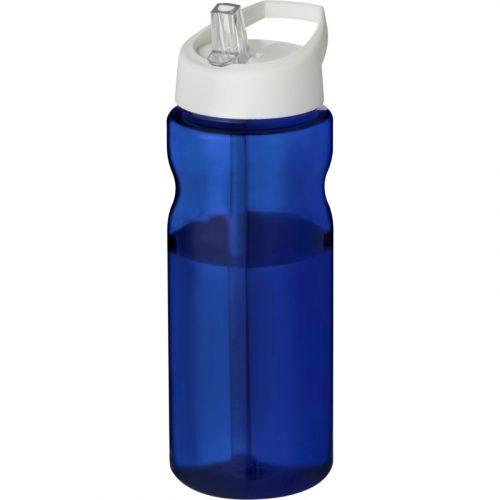 H2O Eco Bidón deportivo con boquilla de 650 ml (modelo azul)