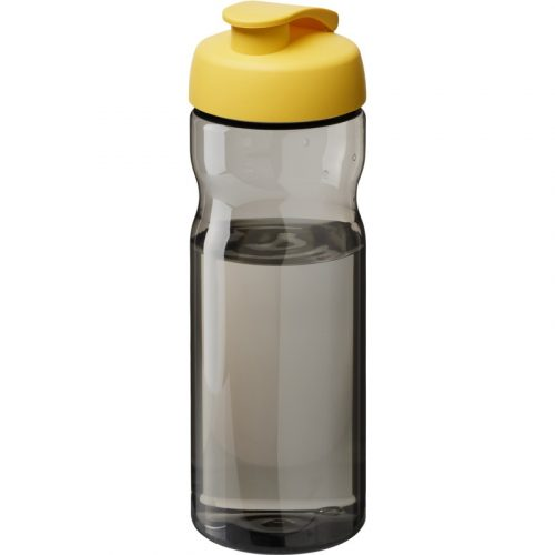 H2O Eco Bidón deportivo con tapa Flip de 650 ml (modelo opaco)
