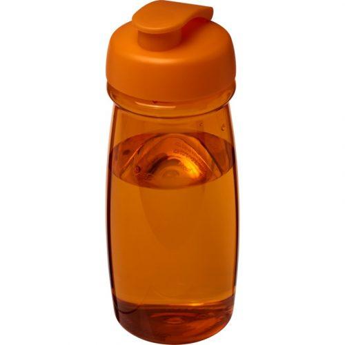 H2O Pulse® Bidón deportivo con Tapa Flip de 600 ml (modelo color)