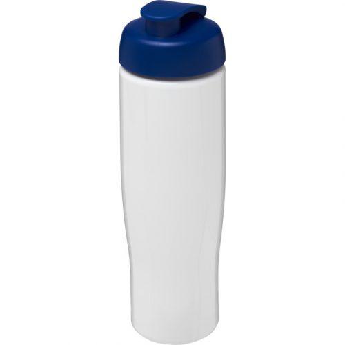 H2O Tempo® Bidón deportivo con Tapa Flip de 700 ml (modelo blanco)
