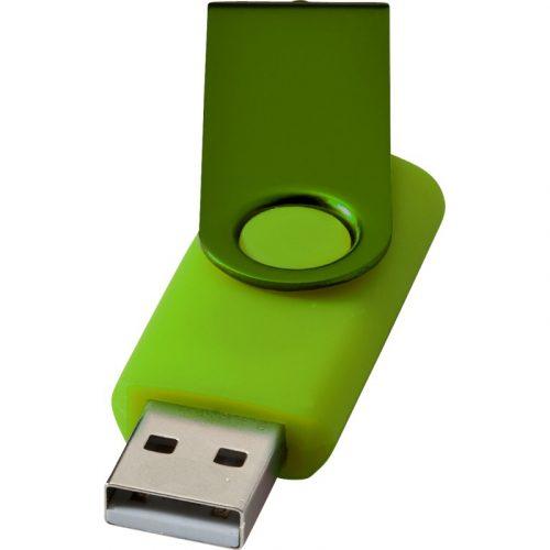 Memoria USB 'ROTATE' Metálica