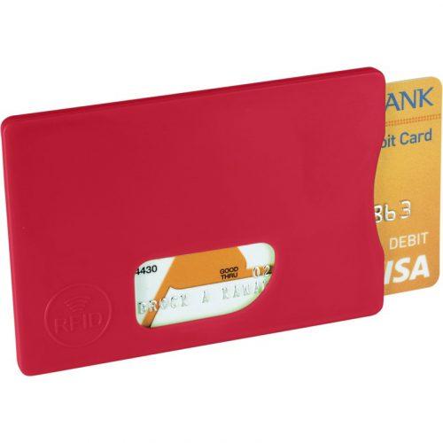 """Portatarjetas con protector RFID """"Zafe"""""""