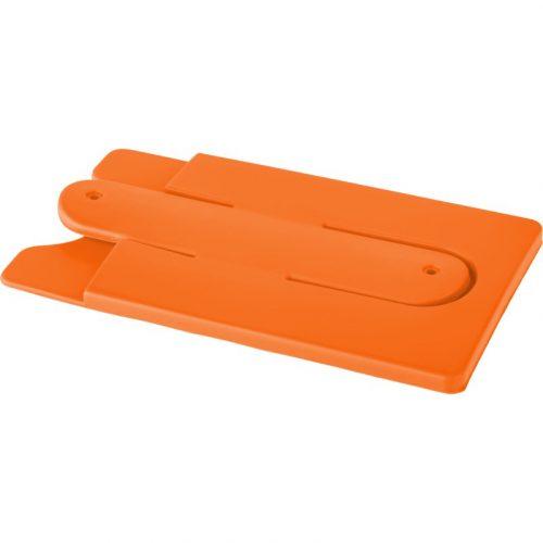 "Portatarjetas de silicona con soporte para teléfono ""Stue"""
