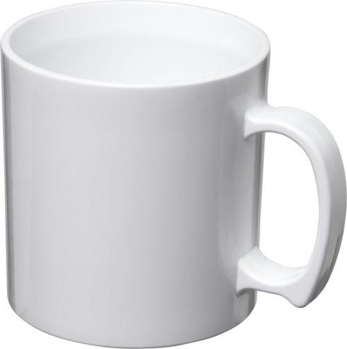 Taza de plástico estándar de 300 ml