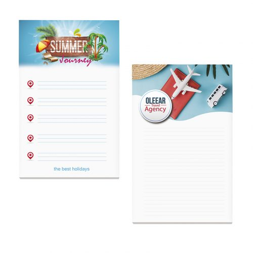 BIC 101 mm x 130 mm 25 Sheet Adhesive Notepads Ecolutions - 3460003590