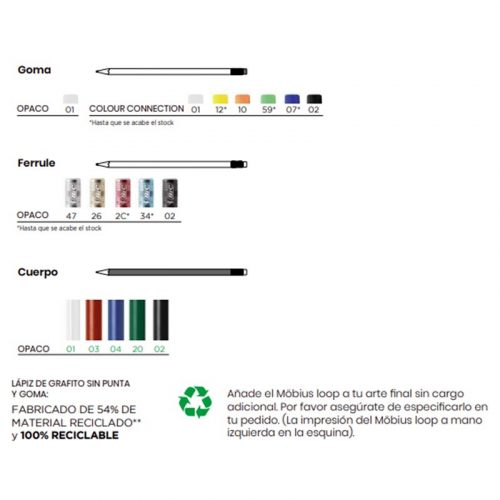 BIC® Evolution® Classic Ecolutions® lápiz