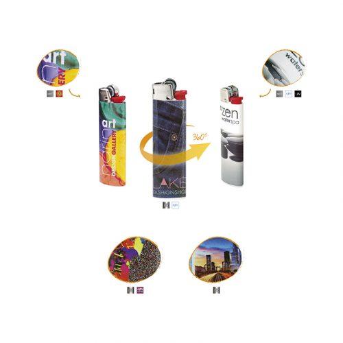 BIC J23 Encendedor