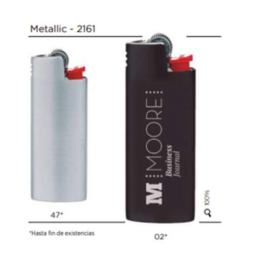 BIC® Styl'it Luxury Case Metallic