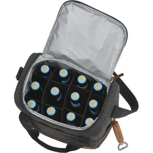 """Bolsa isotérmica para 12 botellas """"Campster"""""""