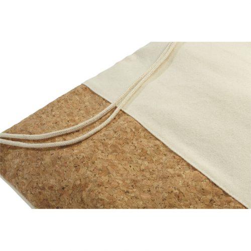 """Mochila de cuerdas de algodón 150 g/m² y corcho """"Woods"""""""