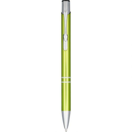 """Bolígrafo de aluminio anodizado """"Moneta"""""""