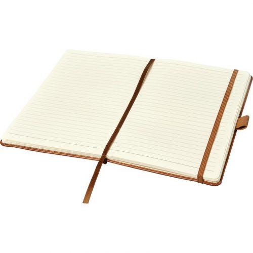 "Cuaderno A5 de tapa dura simil piel ""Coda"""