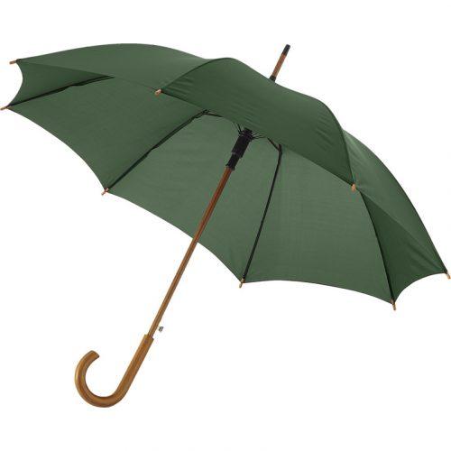 """Paraguas automático con mango y caña de madera de 23"""" """"Kyle"""""""