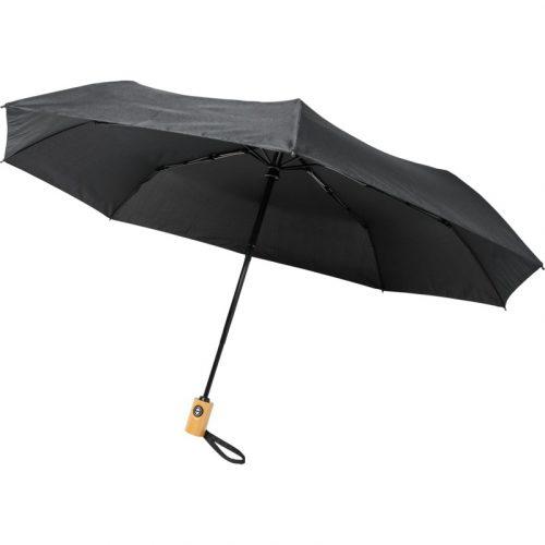 "Paraguas automático plegable material reciclado PET de 21"" ""Bo"""