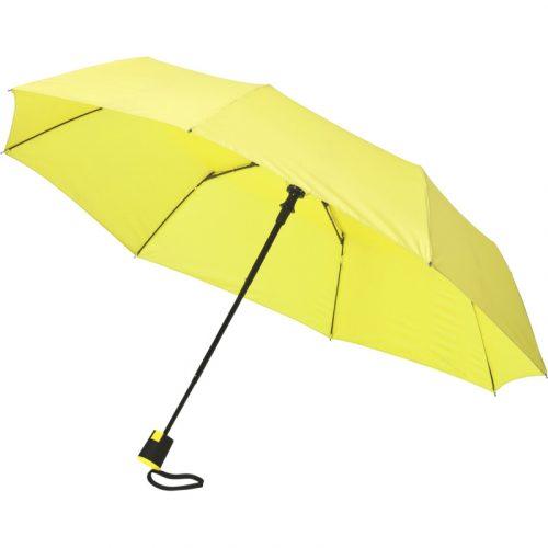 "Paraguas plegable automático de 21"" ""Wali"""